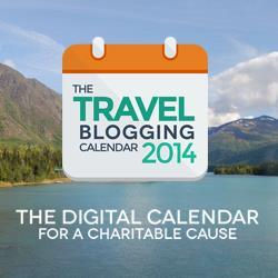 The 2014 Travel Blogging Calendar